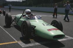 #12 André Wanty (B) Lotus 18/21, 1961, 1500cc