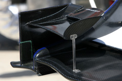 Williams F1 Team front wing detail