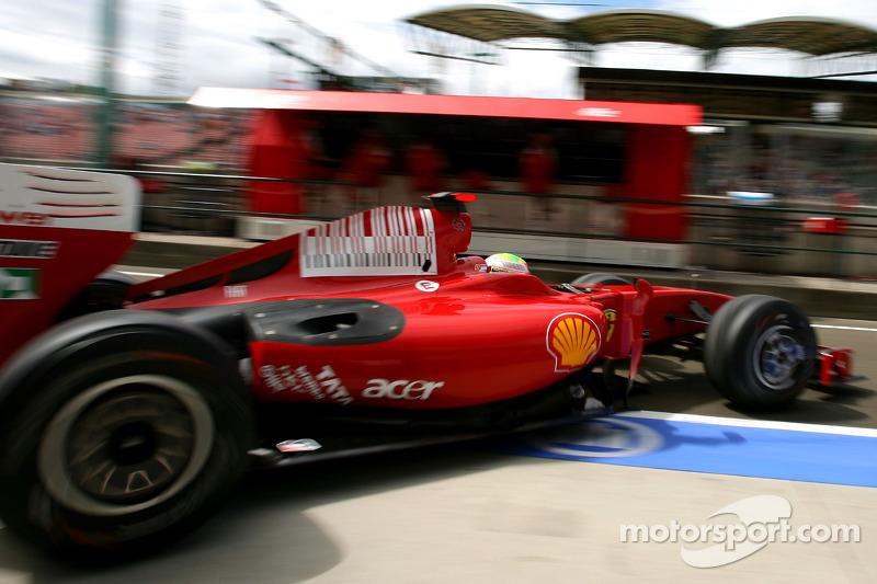 GP Hungría 2009: el extraño y terrible accidente