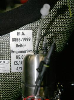 Ford GT car detail