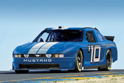 2010 Mustang NASCAR Nationwide car: Mustang will be Ford's new race vehicle in the NASCAR Nationwide