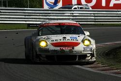 #97 Brixia Racing Porsche 911 GT3 RS: Luigi Lucchini, Martin Ragginger, Marco Holzer, Bryce Miller
