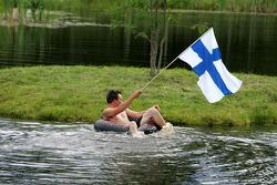 Атмосфера Ралли Финляндия