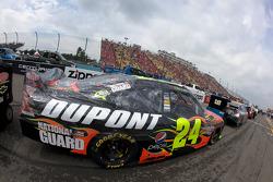 Dupont Chevrolet on pit road