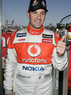 Jamie Whincup takes pole for race one in Queensland
