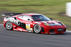 #78 Advanced Engineering Ferrari F430 GT: Matt Griffin, Peter Bamford