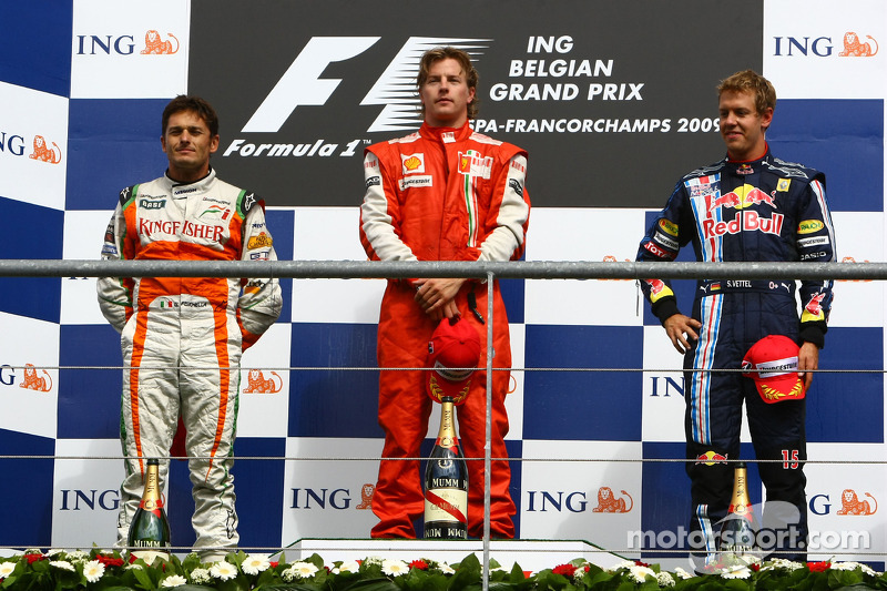 GP de Bélgica 2009