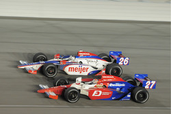 Marco Andretti, Andretti Green Racing & Hideki Mutoh, Andretti Green Racing