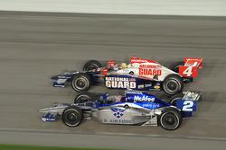Dan Wheldon, Panther Racing & Rapheal Matos, Luzco Dragon Racing