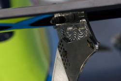 #77 Doran Racing Ford Dallara rear wing detail