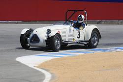 John Buddenbaum, 1949 Parkinson-Jaguar S