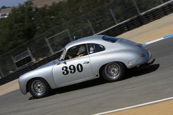Olga Reindlova, 1960 Porsche 356B