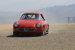 Hector Vazquez, 1961 Alfa Romeo SZ