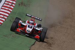 Валттери Боттас, ART Grand Prix Dallara F308 Mercedes
