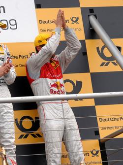 Третье место - Мартин Томчик, Audi Sport Team Abt Audi A4 DTM