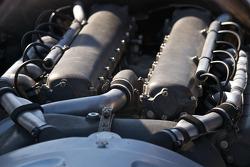 1939 Mercedes-Benz W154 engine