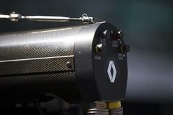 Renault Sport F1 Team  pitstop werktuig