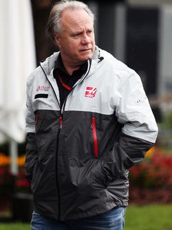 Джин Хаас, президент Haas Automotion