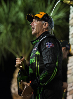 Переможець гонки - Ед Браун, ESM Racing