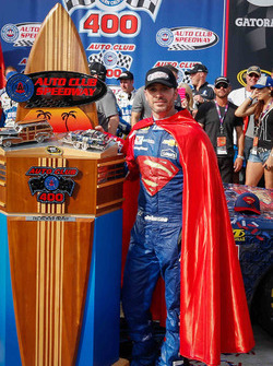 Sieger Jimmie Johnson, Hendrick Motorsports, Chevrolet