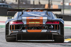 #14 Optimum Motorsport Audi R8 LMS: Джо Осборн, Флік Хей, Райан Реткліфф