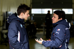 BMW Motorsport Juniors Presentation