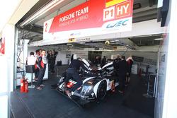 Ромен Дюма, Нил Джани и Марк Либ, #2 Porsche Team Porsche 919 Hybrid