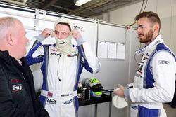 Джеймс Россітер, Kondo Racing і Вілліам Бюлллер, Kondo Racing