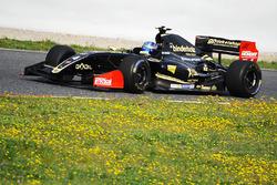 Roy Nissany, Charouz Racing System