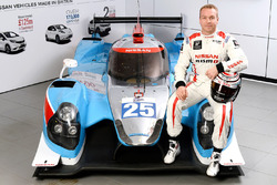 Chris Hoy Le Mans announcement