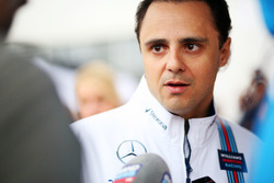 Felipe Massa, Williams met de media