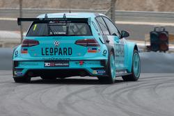 Stefano Comini, Volkswagen Golf GTI, Leopard Racing