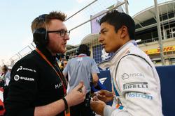 Rio Haryanto, Manor Racing on the grid