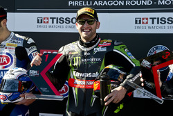 Il poleman Tom Sykes, Kawasaki Racing Team