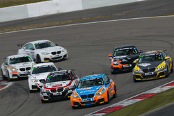 Uwe Ebertz, Norbert Fischer, Christian Konnerth, BMW M235i Racing Cup