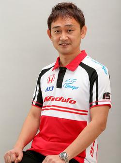 Рьо Мічігамі, керівник  Drago Modulo Honda Racing