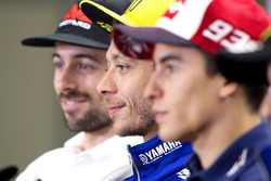Eugene Laverty, Aspar Racing Team, Valentino Rossi, Yamaha Factory Racing, Marc Marquez, Repsol Honda Team