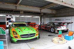 #50 Arnage Racing Mercedes SLS AMG GT3: Hideto Yasuoka, Rintaro Kubo