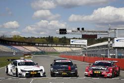 BMW M4 DTM; Mercedes AMG C63 DTM; Audi RS5 DTM