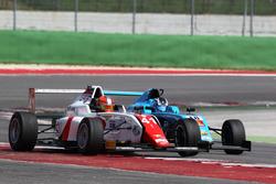 Raul Guzman Marchina, DR Formula und Marcos Siebert, Jenzer Motorsport