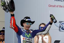 Tweede plaats Jorge Lorenzo, Movistar Yamaha MotoGP, Yamaha