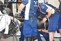 Williams F1 Team detay