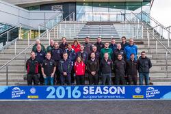 Foto de grupo de administradores del equipo 2016 ELMS