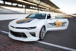 2017 Camaro SS edición del 50 aniversario, oficial Indy 500 pace car
