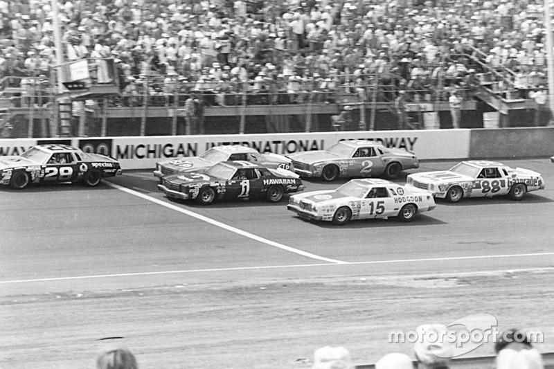 1979: Die erste volle Saison von Dale Earnhardt