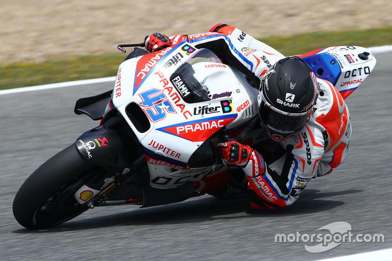Pramac Racing, Ducati Desmosedici GP15: Scott Redding