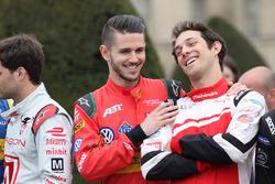 Bruno Senna, Mahindra Racing e Daniel Abt, ABT Schaeffler Audi Sport