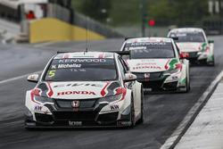 MAC3 Qualifying, Norbert Michelisz, Honda Racing Team JAS, Honda Civic WTCC