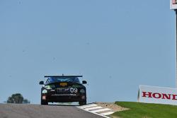 #09 TRG-AMR, Aston Martin Vantage GT4: Derek DeBoer, Jason Alexandridis