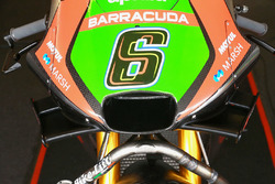 Stefan Bradl, Aprilia Racing Team Gresini wings detail